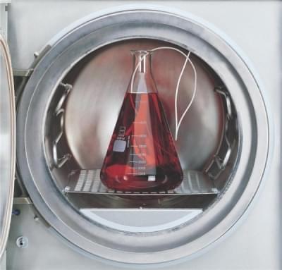 3840 EL - Sterilizátor parní