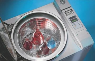 5075 ELV - Sterilizátor parní