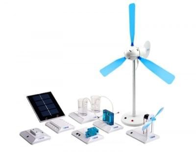 Obnovitelné energie - nauková sada