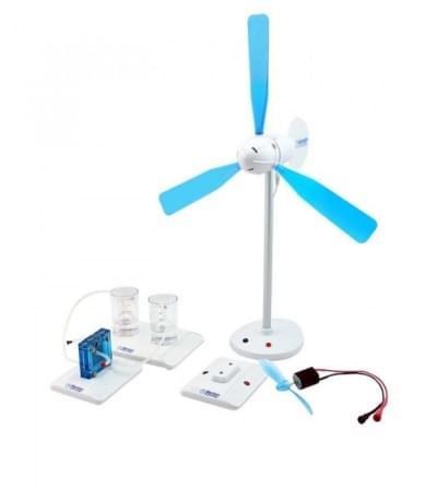 Hydro-větrná sada