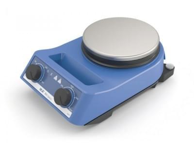 RH basic - Magnetická míchačka s ohřevem do 320°C
