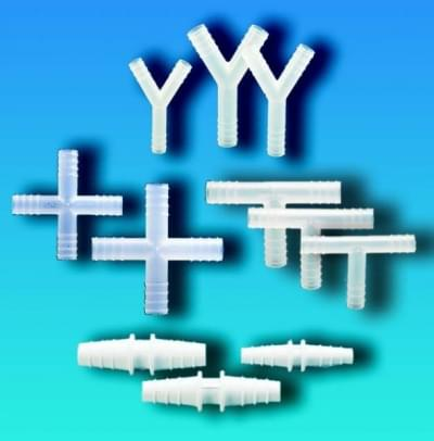 """Spojky, PP, """"Y"""", pro průměr 4 - 5 mm"""