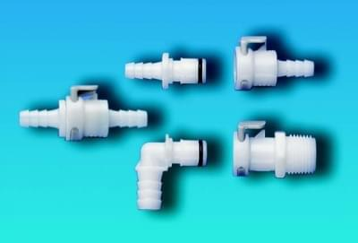Rychlospojky, celoplastové, samička, průměr olivky 9,5 mm - 9,5 (3/8'')