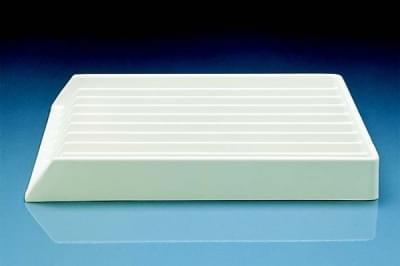 Podnos dělený devítimístný, PVC, o rozměrech 355 × 300 x 45 mm