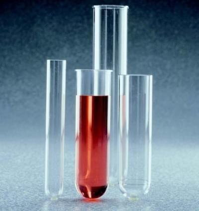 Zkumavka centrifugační s kulatým dnem, PC, 15 ml