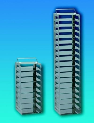 Stojan nerezový pro kryo boxy, pro pultový hlubokomrazící box, 1 × 4 míst
