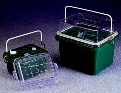 Box chladící Labtop, 0°C, určeno pro zkumavky 16 - 17 ml