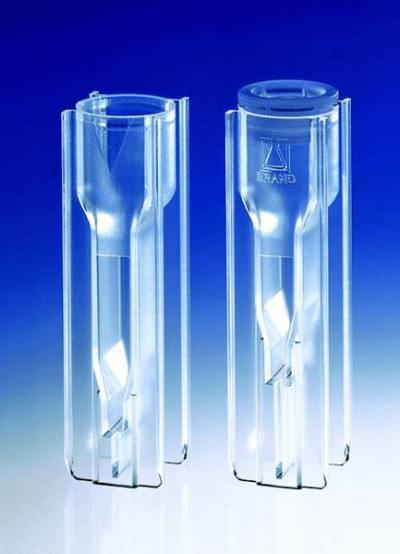 Kyvety UV, Brand, UV micro, c = 8,5 mm