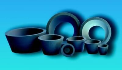 Těsnění kónické GUKO pro vakuovou filtraci, velikost 3