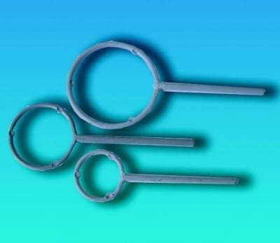 Kruh varný bez svorky, vnější průměr 130 mm, vnitřní průměr 105 mm