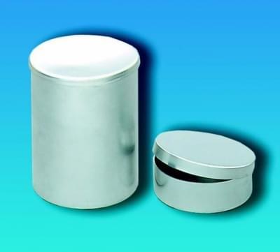 Dóza hliníková s víčkem, 100 ml