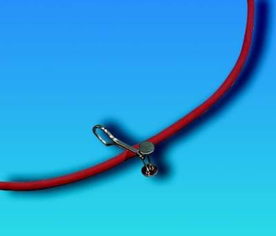 Tlačka hadicová Mohrova, délka 80 mm