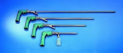 PowderProof® pro sypké materiály, vertikální, délka 60 cm, zrnitost 2 - 4 mm