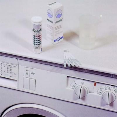 Proužky testovací AQUADUR - pro stanovení tvrdosti vody