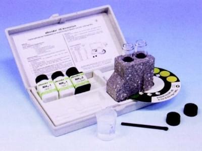 Kity analytické VISOCOLOR HE - pro vysoce citlivou kolometrickou analýzu, NH4+