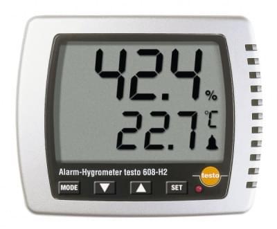 Testo 608-H1 - Vlhkoměr s teploměrem pro kontinuální měření