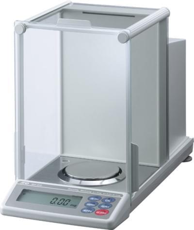 GH-200 EC - Váha jemná s vnitřní kalibrací, max. kapacita 220g