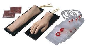 PP00140 - Sada ruky a paže k procvičení nitrožilních technik