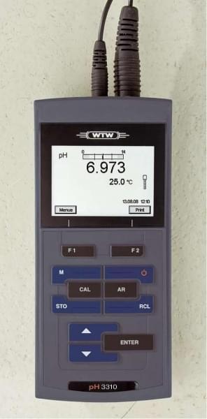 pH 3310 - pH metr kapesní