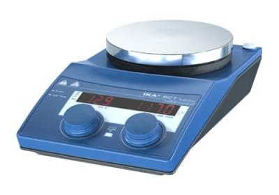 RCT basic - Magnetická míchačka s ohřevem
