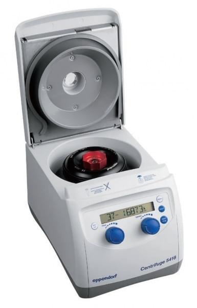 5418 - Centrifuga pro zkumavky 1,5 až 2,0 ml