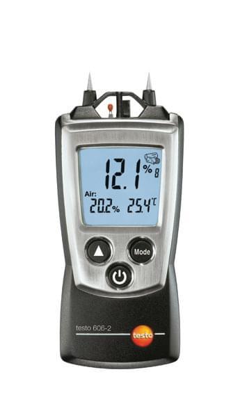 Testo 606-1 - Přístroj pro měření vlhkosti dřeva a materiálů