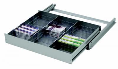 Zásuvka AluCool - Systémy zásuvkové pro chladničky Liebherr