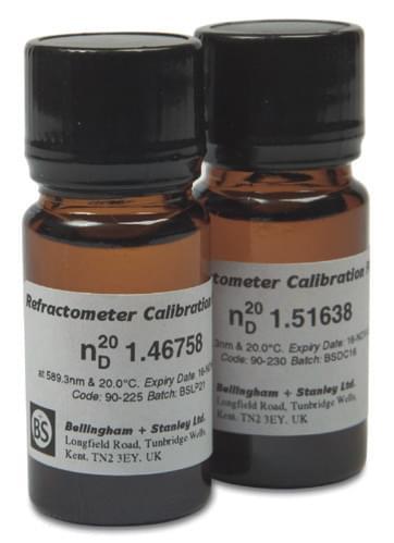 Kalibrační olej - RI 1,46737