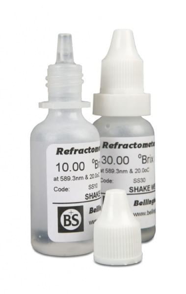 Sucrose 10,0 % - Roztok sacharozy ISO17025