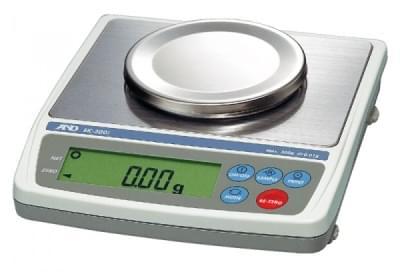 EK-610i EC - Váha kompaktní, max. kapacita 600g