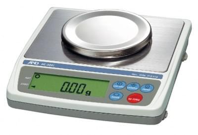 EW-150i EC - Váha kompaktní třírozsahová, max. kapacita 150g