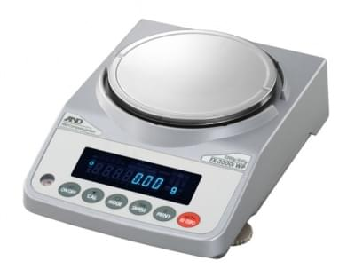 FX-3000i-WP - Váha přesná s ochranou proti vlhkosti