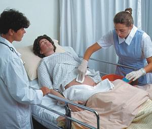 PP01370 - Figurína pro nácvik péče o pacienta