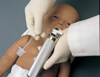 S320 - Novorozenec PEDI – trenažér zpřístupnění dýchacích cest