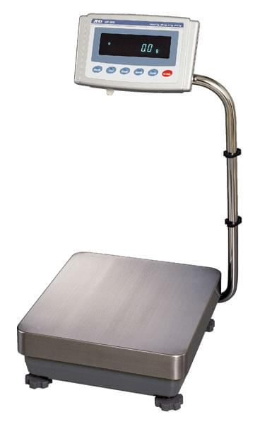GP-100K EC - Váha přesná pro vyšší hmotnosti, max. kapacita 101kg