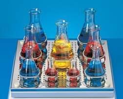GFL 3989 - svorka pro upevnění Erlenmeyerovy baňky 1 000 ml