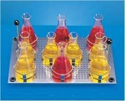 GFL 3960 - Podnos k upevnění svorek pro Erlenmeyerovy baňky