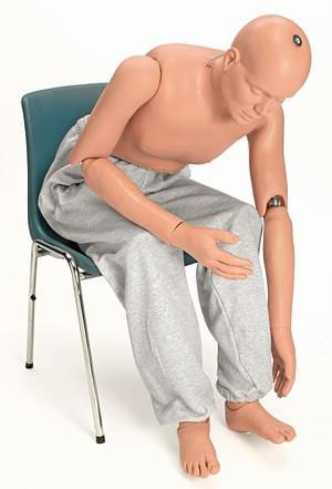 PP02710 - Ohebná figurína pro nácvik záchranných technik 30 kg