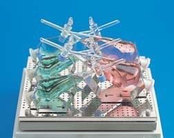 GFL 3955 - svorka pro upevnění dělící nálevky 250 ml