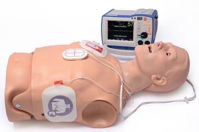HAL® Trenažér CPR + D pro nácvik KPR - dospělý