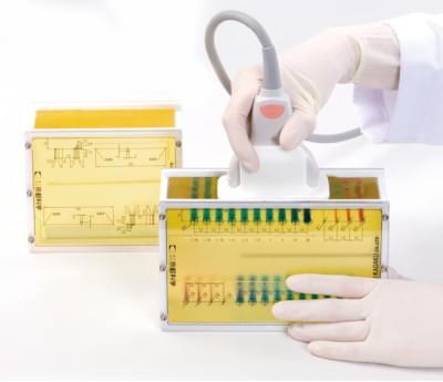 US-4 - QA fantom pro ultrazvuk prsu