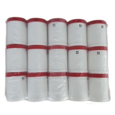 52253 Topitec dávkovací kelímek s výtlačným pístem (bílá/červená) 100g/140ml