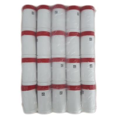 35251 Topitec dávkovací kelímek s výtlačným pístem (bílá/červená) 30g/42ml