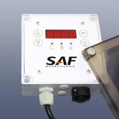 KM-EC3000 - Elektronický regulátor a omezovač výkonu k topným pásům a kabelům