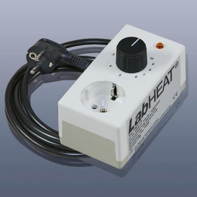 KM-L116 - Jednoduchý regulátor výkonu 0-100%, k topným pásům a kabelům