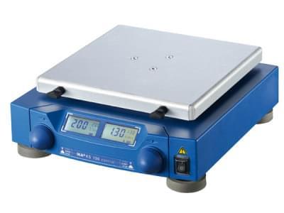 KS 130 control - třepačka s digitálním zobrazením