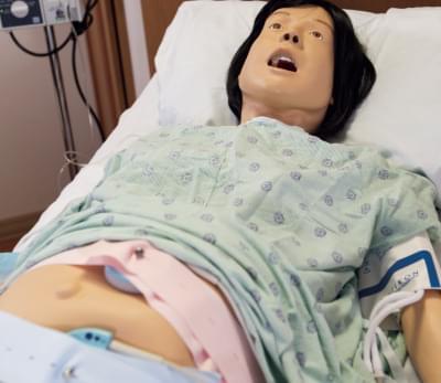LF00042 - Mateřský a porodní simulátor - základní Lucy