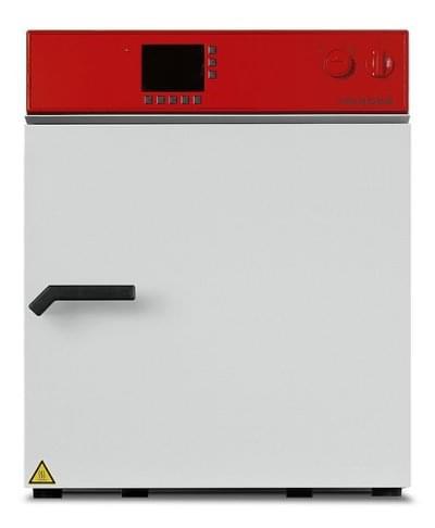 M53 - Materiálová testovací komora o objemu 53l s nucenou cirkulací a programovatelnou regulací, BINDER
