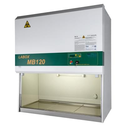 MB 180 - Laminární box biohazard