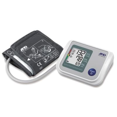 Měřič krevního tlaku - Tonometr UA-767S-W